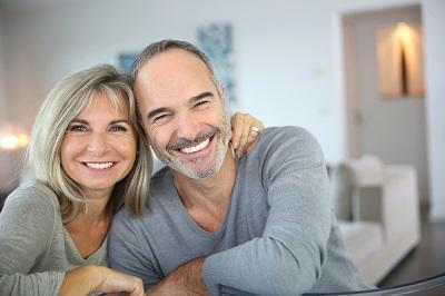 smiling couple | Cosmetic Dentistry in Doylestown PA | Doylestown Dental Group