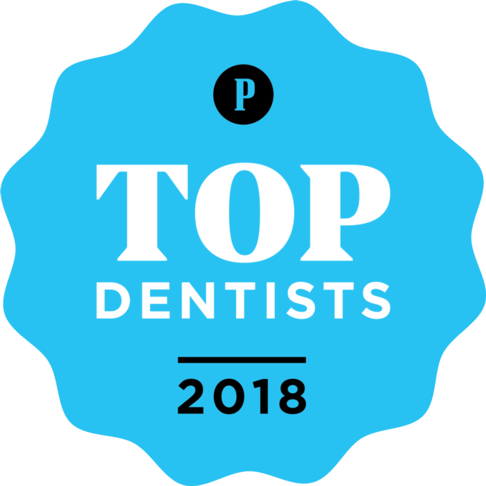 Top Dentists 2018 Philadelphia Magazine