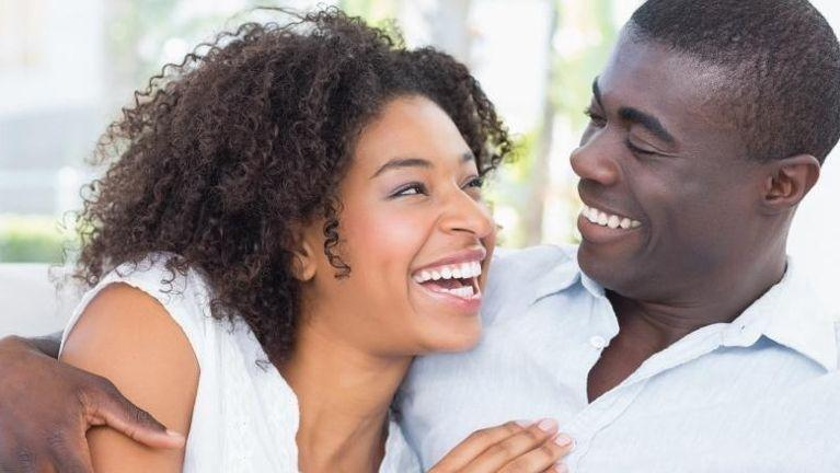 couple with beautiful smiles | Cosmetic Dentistry in Doylestown, PA