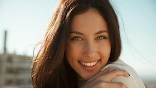 Woman with bright smile | Teeth Whitening in Doylestown | Doylestown Dental Group