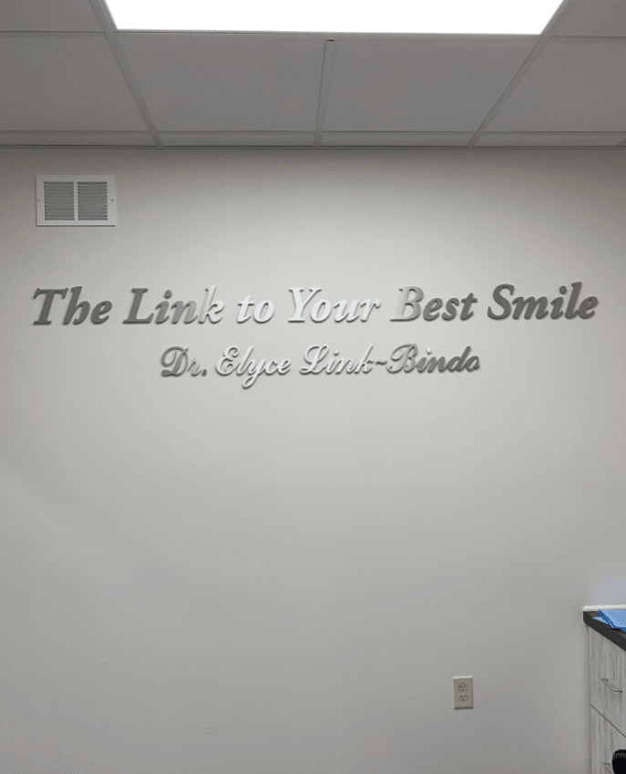 practice sign Doylestown Dental Group
