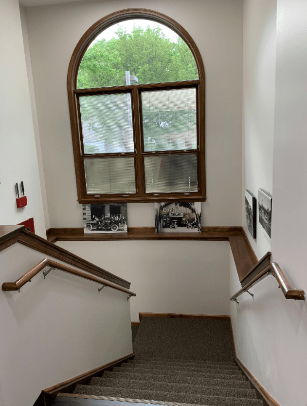 stairway Doylestown Dental Group